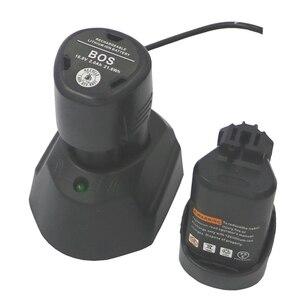Image 5 - ليثيوم أيون شاحن بطارية ل الكهربائية الحفر 3.6 V/10.8 V السلطة أداة بطارية ليثيوم أيون Tsr1080 Gsr10.8 2 Gsa10.8V Gwi10.8V لنا المكونات