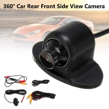 360 Degree Wide View Angle HD CCD Universal Rearview Front S