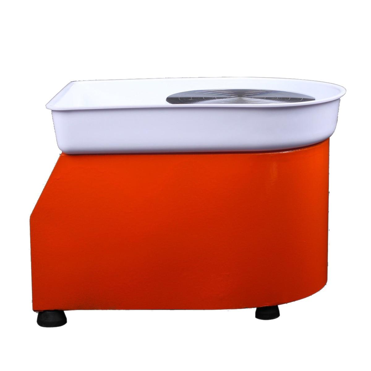 250 W 220 V poterie roue en céramique argile Machine pied pédale en céramique argile Art moule pour le travail de la céramique - 2