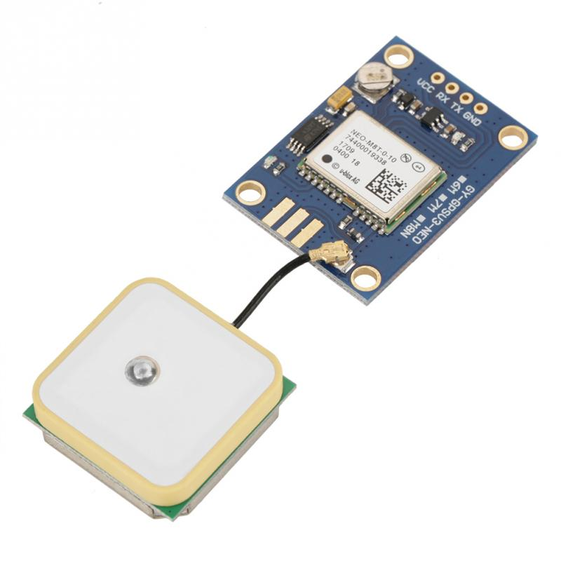 Hi Quality GY GPSV3 M8T NEO M8T GLONASS GNSS GPS Antenna Module for LEA 5T LEA