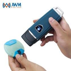 JWM RFID نظام إدارة دوريات الحراسة ، للماء الحرس باترول إدارة قارئ مع شحن سحابة البرمجيات