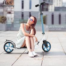Height 93cm Aluminum Red Blue Gifts 104cm Scooter Kick New for Alloy Unisex Adult Adjustable Men Women Best 99cm