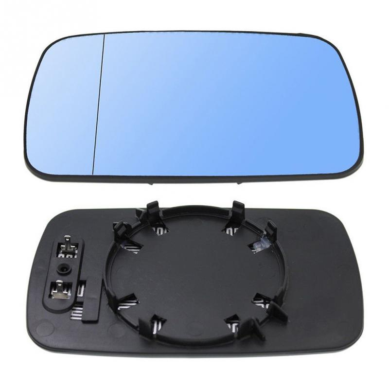 Fits BMW E39 E46 525i 525iT 528i Left Right Side Mirror Cover Caps Plastic
