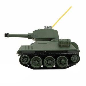 68x41x40mm 4 Channel RC Tank T