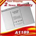 HSW 6600mAh Laptop Battery A1189 For Apple MacBook Pro17 Inch MA092T MA897X/A MA611B A1151 battery A1212 A1229 A1261 battery