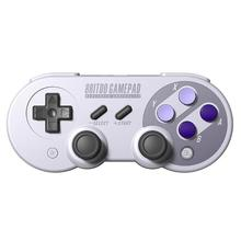 SF30 Wireless Bluetooth Gamepad Controller Compatible with Nintend Swith Built-in Gyroscope Accelerometer Somatosensation Vibrat