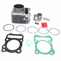 62mm Motorcycle Cylinder Kit For SUZUKI GS125 GN125 EN125 GZ125 DR125 TU125 157FMI K157FMI Modified Upgrade 125cc to 150cc