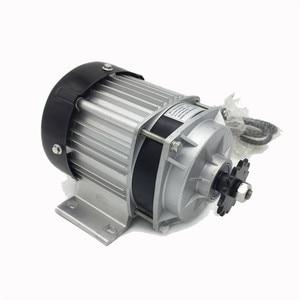 500W 36/48/60V Brushless Elect