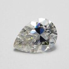 5*7mm pear Cut 0.69 carat VVS Moissanite Super White Diamond