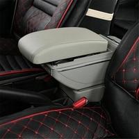 Интерьер автомобиля Стайлинг подлокотник автомобиля обновленная модификация изменение украшения Стайлинг подлокотник коробка 11 12 13 14 15 дл