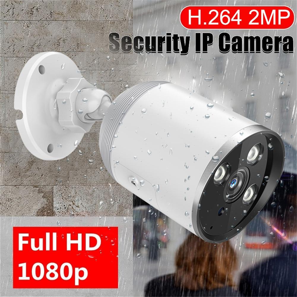 Ip-Camera Wifi Cctv Night-Vision Mini Outdoor Waterproof HD Wireless-Network 1080P Fullcolor