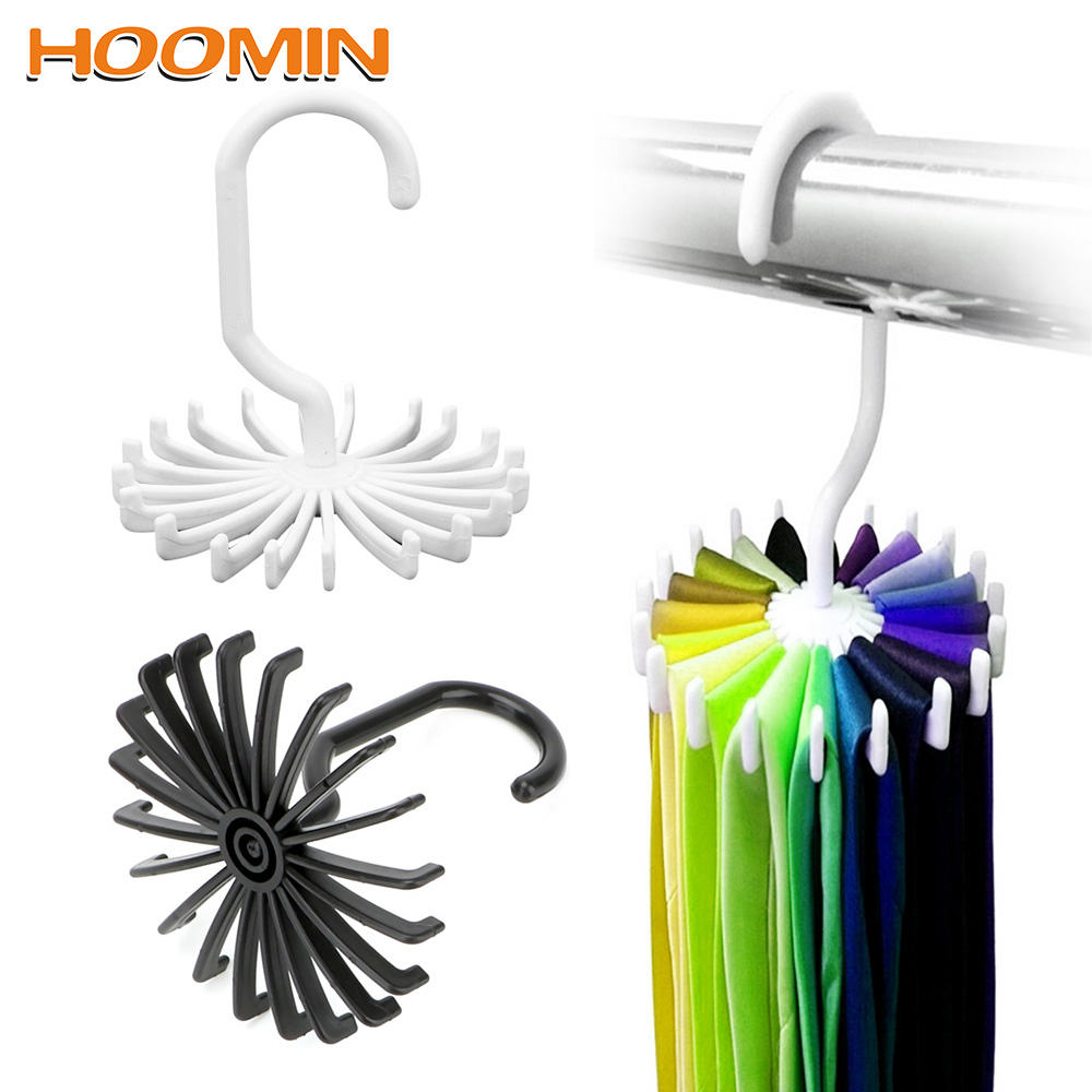 HILIFE Laundry Hanger Clothes Holder Wardrobe Organizer Rack Scarf Hanger Tie Belt Hanger Organization Drying Rack