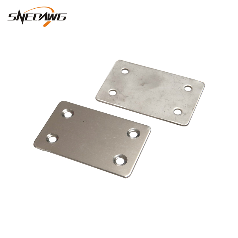 Buy 2pcs Stainless Steel Straight Corner Bracket 60x38x1.5mm Furniture Bracket for Cabinet Table Bed Repair Furniture Corner Bracket for only 3.48 USD