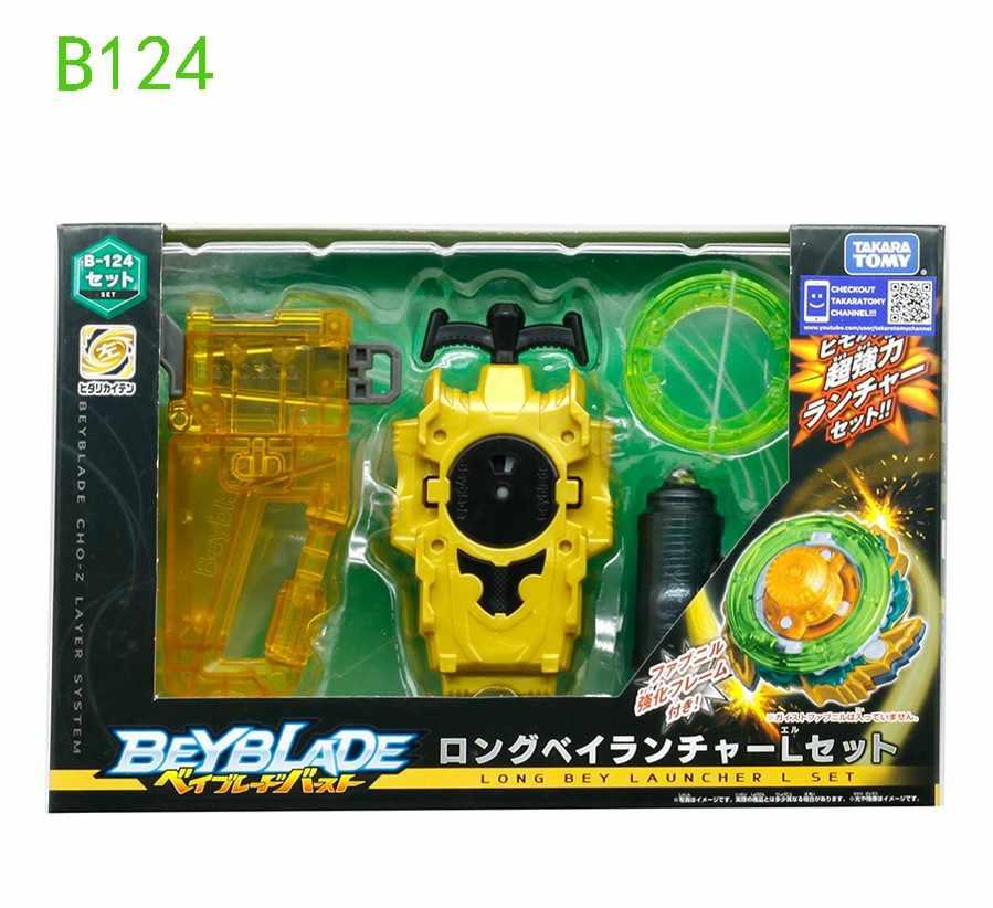 Оригинал TOMY Beyblade взрыв fafnir B128 B127 CHO-Z Валькирия. Z. Ev с launcher Bayblade быть лезвие игрушка-Лидер продаж, спинер для детей