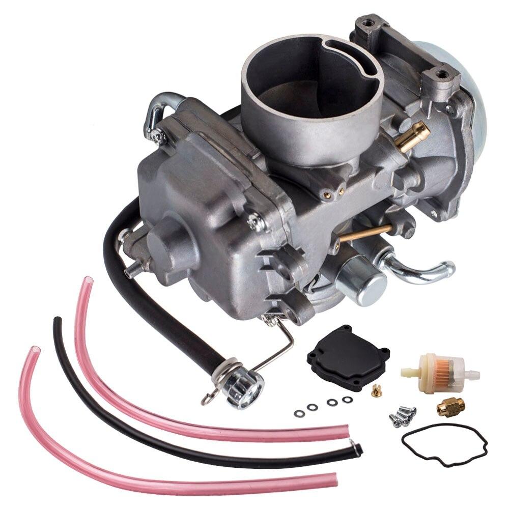 CARBURETOR Carb Rebuild Kit Repair for Suzuki Z250 Quadsport 2004-2009 LTZ250 E1