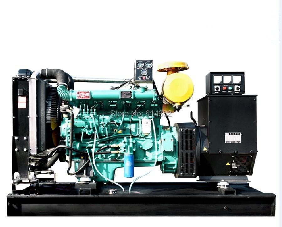 Китай поставщика Вэйфан Рикардо 120kw/150kva дизель генератор с бесщеточный генератор и Основание топливного бака с заводская цена