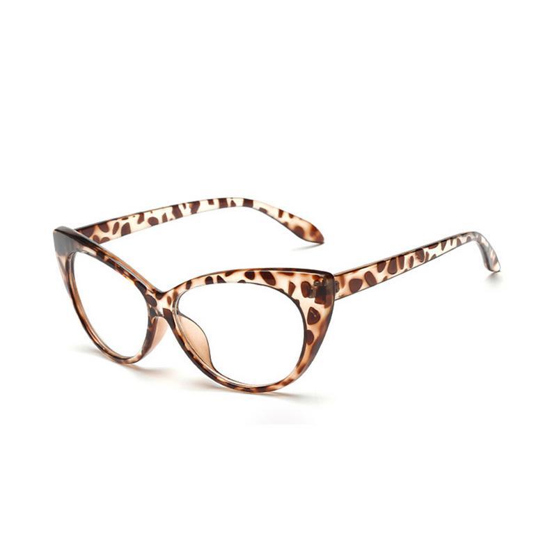 Sunglasses Women Luxury Cat Eye Brand Design Mirror Rose New Gold Vintage Cateye Fashion Sun Glasses Lady Eyewear