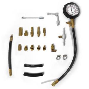 Image 2 - TU 114 uniwersalny wtryskiwacz paliwa pompa wtryskowa tester ciśnienia zestaw wskaźników narzedzia samochodowe czujnik pomiarowy zestaw Auto manometr silnik Testin