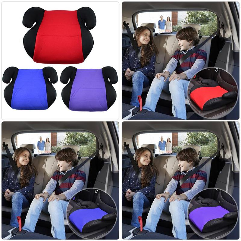 VODOOL Plastic Cotton Anti Slip Seat Baby Child Safety Car Cushion Booster Seat Armchair Group Child Car Safety Seats Travel Kid in Automobiles Seat Covers from Automobiles Motorcycles