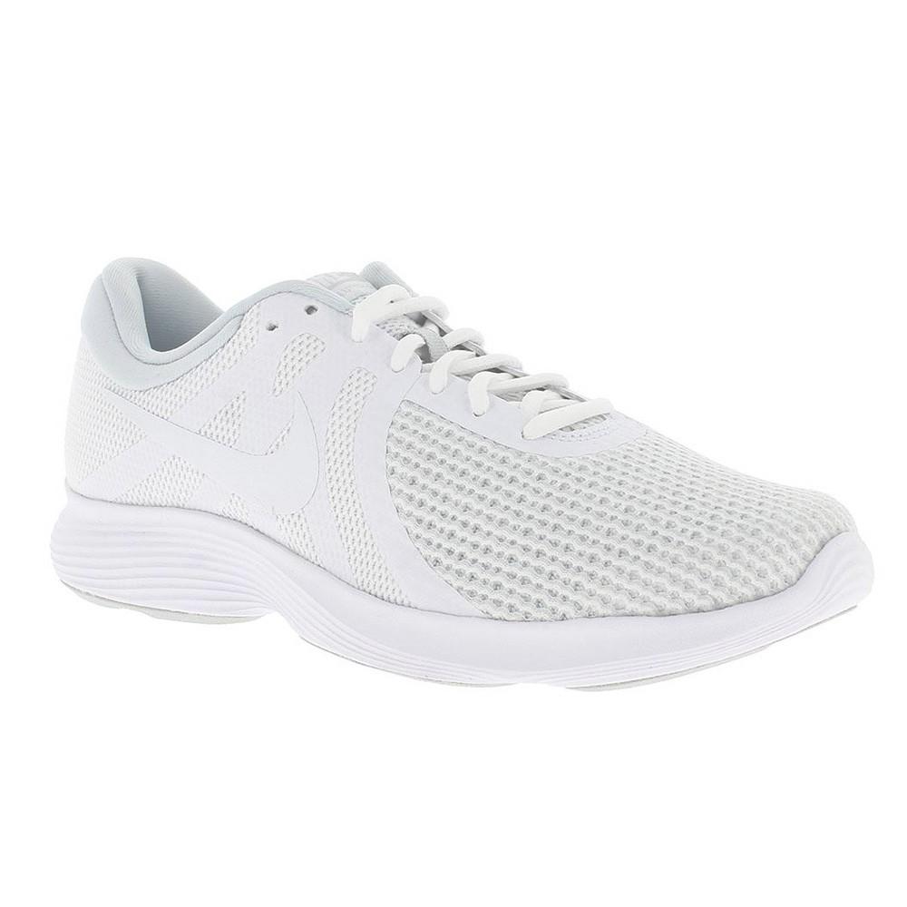 Nike-Revolution 4 Nike All White