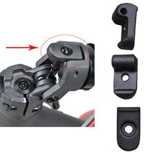 New Alloy Steel Black Original Folding Hanger Hanging Hook For Xiaomi M365 Skateboard Electric Scooter Accessories