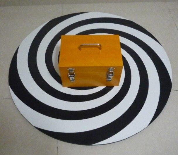 Boîte à télécommande lumière lourde illusions de magie pour magiciens, tours de magie professionnels, accessoires de magicien, illusion de magie de scène