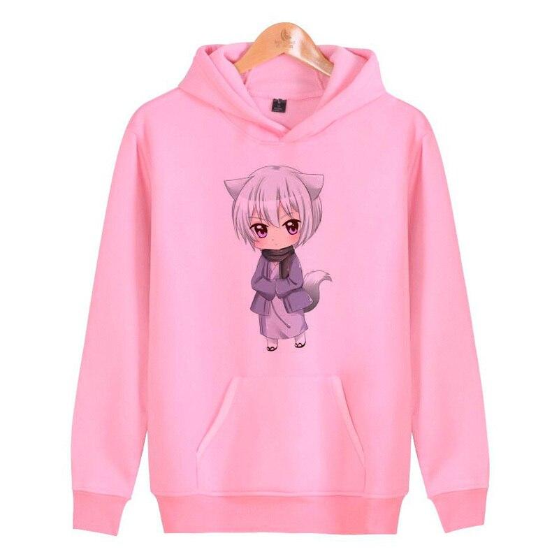 Kamisama Hajimemashita Hoodies Sweatshirts Hoddies Streetwear Male Men/women Hop Hip Pullover Homme Harajuku J1517
