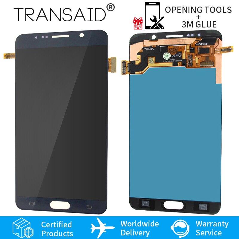 N920T N920A N920I N920G AMOLED Замена для samsung Galaxy Note 5 ЖК дисплей Дисплей сенсорным экраном дигитайзер сборки