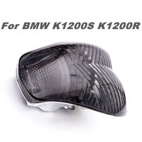 For BMW K1200S K1200R All Years Motorcycle LED Rear Brake Turn Signal Tail Light Integrated Somke