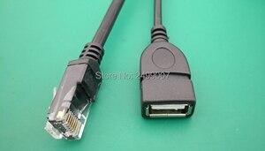 Image 4 - Lihmsek مميزة DC5V 2A USB أنثى بو الخائن DC38 56V المدخلات 802.3af القياسية 100 متر نقل الطاقة البيانات معزولة بو