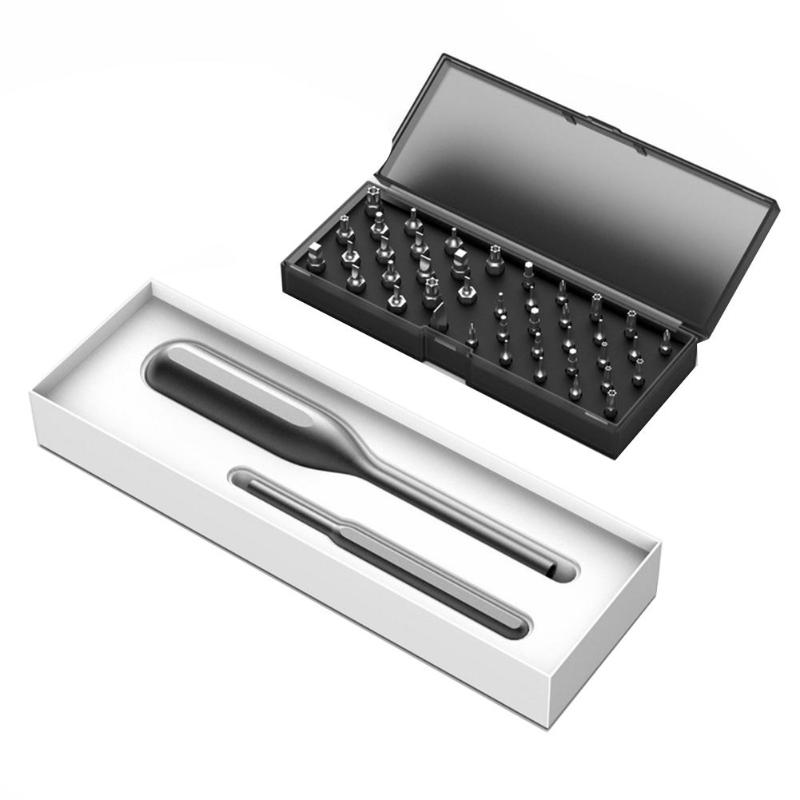 Kit d'outils de réparation de téléphone portable tournevis de précision en acier allié 42 en 1 S2