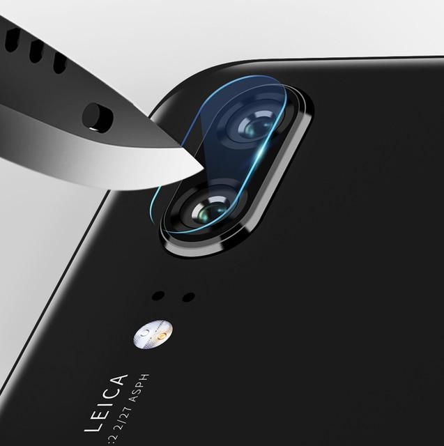 HD cámara de cine de la lente para HuaWei Mate 20 Pro/Lite Honor 8X Max 10 P20 Pro/Lite y5/Y6 primer Nova 3i 2i Film Protector de pantalla
