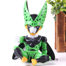 Dragon Ball Z Cell Action Figure Q Version PVC Collection Model Toy Decoration Doll