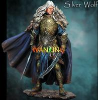 1/35 Resin Figures Dragon And Dungeon Static Model Salvador Ranger 75mm Dark Elf Drizzt Resin Kits Model Promotion