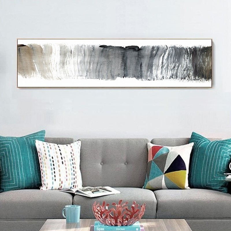 Canvas Paintings Nordic Poster