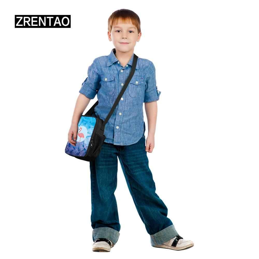 Fashion Nursery School Students Children School Bag Set Baby Backpack 3pcs Schooler Bookbag With Lunchbagpencilbox Horse Pattern