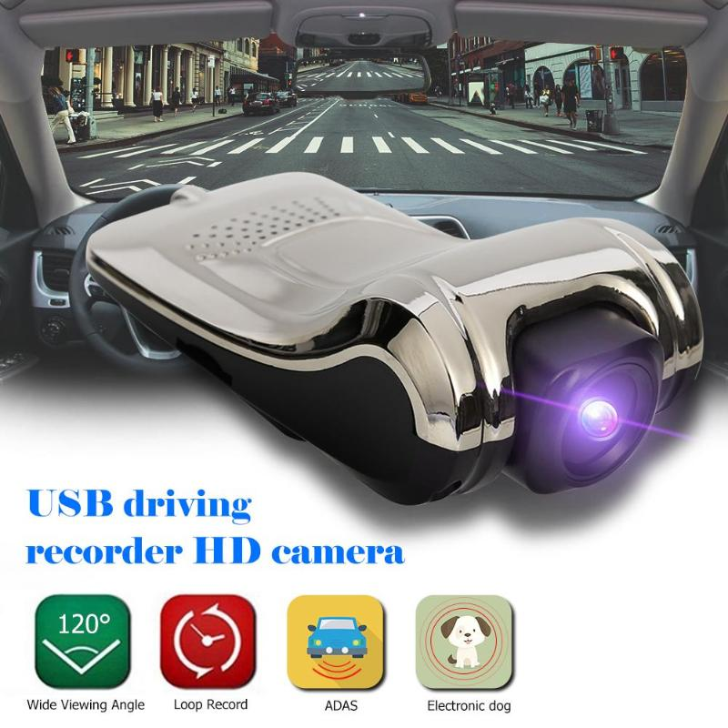 ZW10A USB Auto Car DVR Camera Driving Recorder Dash Cam for Android Car Player Automatic Loop Video Recording;-in DVR/Dash Camera from Automobiles & Motorcycles    1