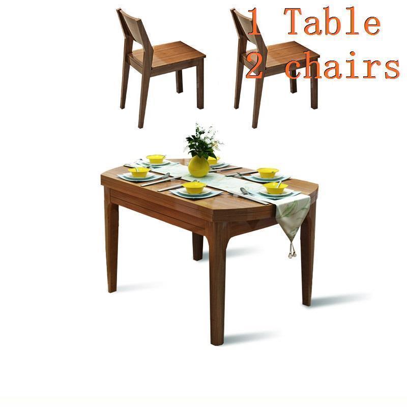 Mueble Dinning Eettafel Salle A Manger Moderne Tafel Tavolo Wooden Desk Comedor Bureau Mesa De Jantar Dining Room Table in Dining Tables from Furniture