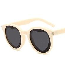 af9033115e PC amor Marco gafas de sol versión coreana de la tendencia de las mujeres  UV400 protección reflectante verano gafas de sol de mo.