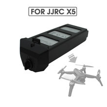 100% Original Jjrc X5 7.4v 1800 Mah Li-po Battery For Jjpro X5 High Speed Brushless Rc Drone Spare Parts Accessories Battery(China)
