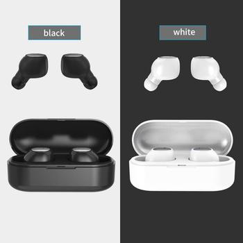 Q3 TWS True Wireless Bluetooth 5.0 Earbuds Clear Stereo Sound Earphone Sports Headset With 400mAh Charging Compartment