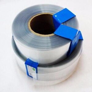 CLAITE 1 m boîtier de batterie Transparent Lipo Tube thermorétractable en PVC modèle accessoires étui de batterie