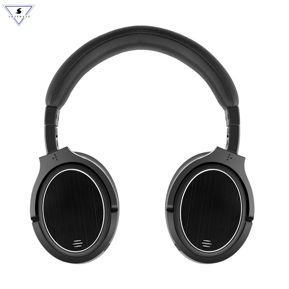 M1 Bluetooth ANC Kopfhörer Drahtlose Aktive Noise Cancelling Kopfhörer Tragbare Headset Mit Mikrofon Für Handys Musik Spielen