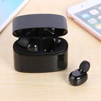T6 TWS Mini Wireless Bluetooth Earphones Earbuds Headsets w/Charging Box