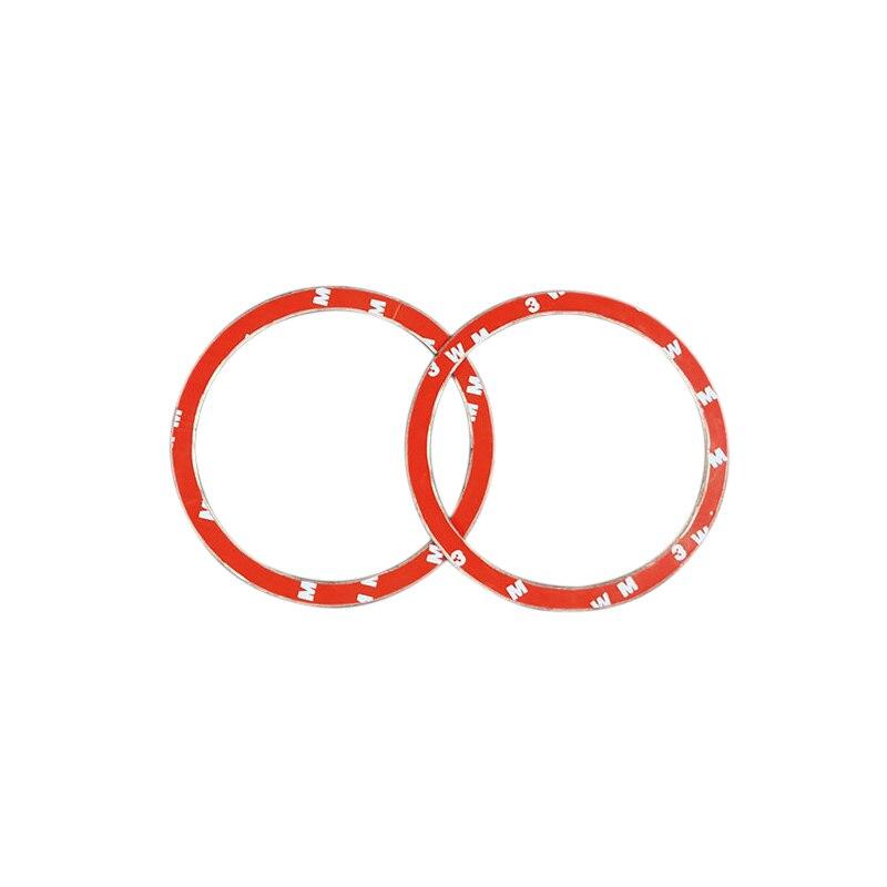 Image 5 - Для BMW 3 серии F30 3GT F34 2013 2014 2015 2016 2017 2018 4 шт автомобиля углеродного волокна кольцо динамика двери Крышка громкоговорителя-in Лепнина для интерьера from Автомобили и мотоциклы