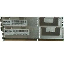 HP Workstation xw6400 xw6600 xw8600 xw8400 Tam Tamponlu Bellek 4GB 2Rx4 PC2-5300F RAM 8GB DDR2 667MHz FB-DIMM ECC DIMM