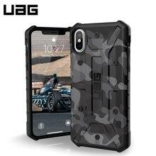 Защитный чехол UAG Pathfinder для iPhone X цвет Черный Камуфляж/IPHX-A-BC/32