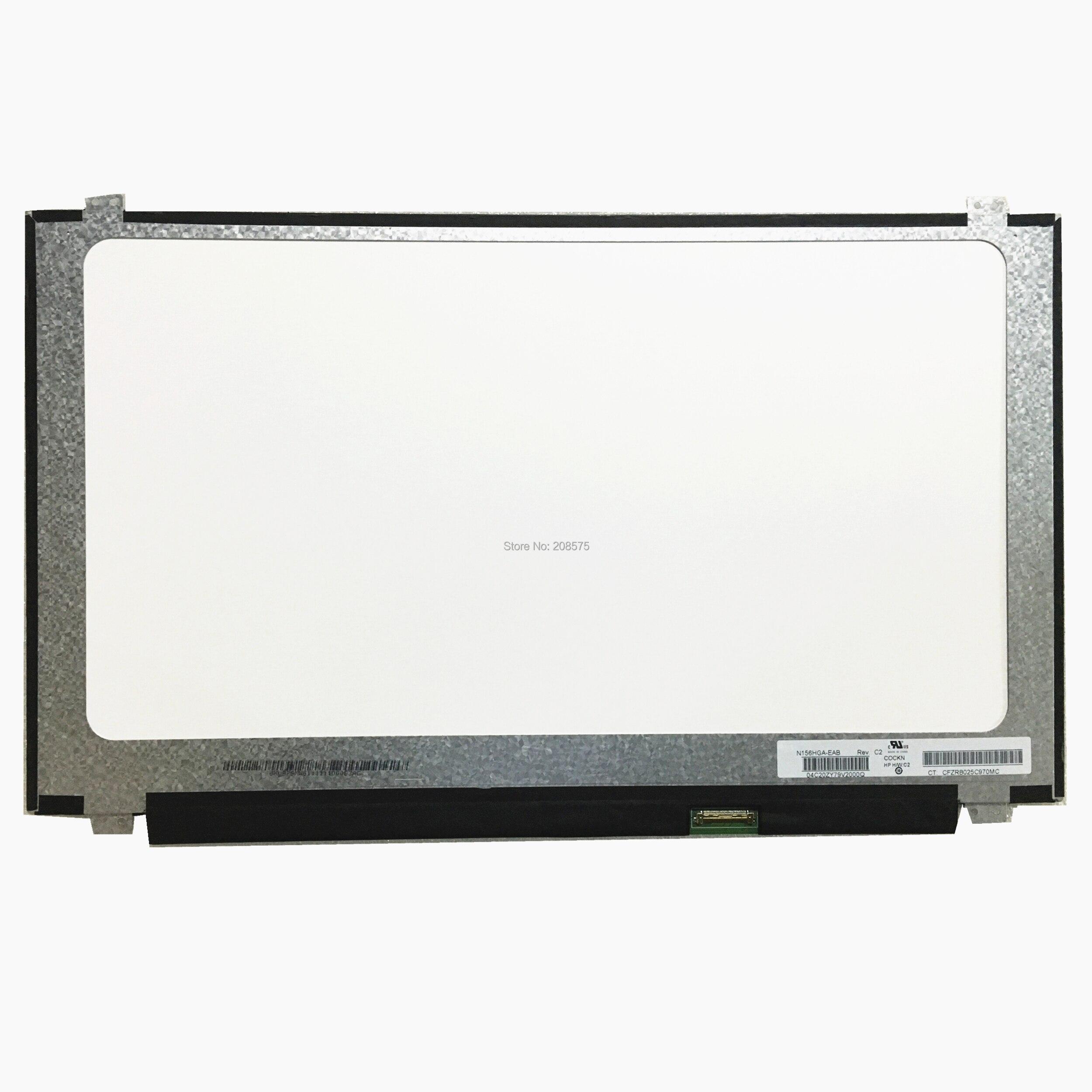 Free shipping N156HGA-EAB N156HGE EAB N156HGE EBB N156HGE EAL N156HGE-EA1 EA2 EB1 Laptop lcd screen 1920*1080 EDP 30pin
