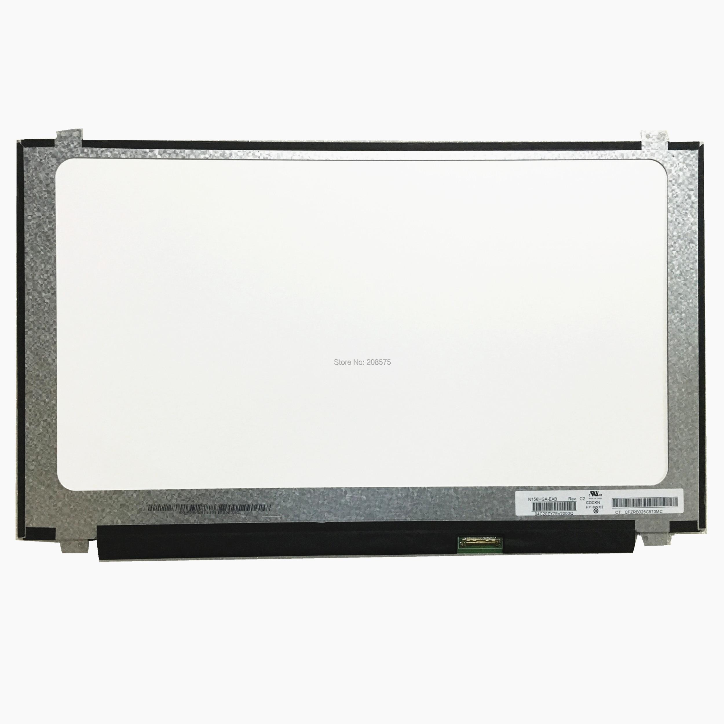 Frete grátis N156HGA-EAB N156HGE EAB N156HGE VAZANTE N156HGE EAL N156HGE-EA1 EA2 EB1 Laptop tela lcd 1920*1080 30pin EDP