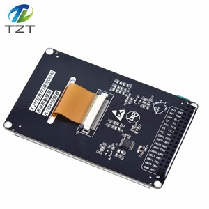 Image 4 - TZT 3.2 inch LCD TFT with resistance touch screen ILI9341  for  STM32F407VET6 development board Black